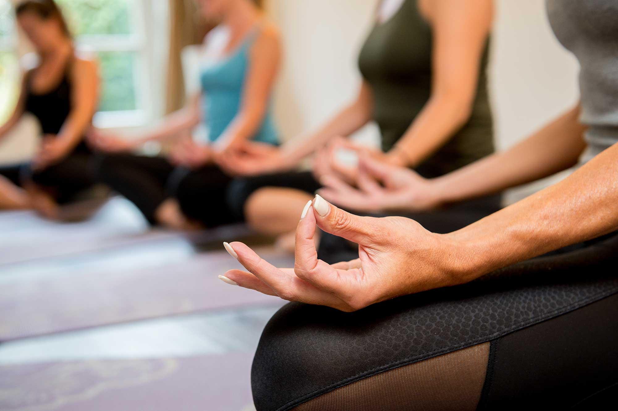workshop Yoga in de wisseljaren van de vrouw